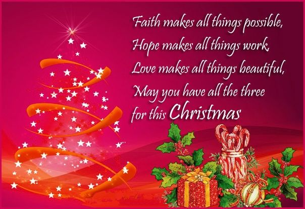 Happy Merry Christmas Wishes  2017