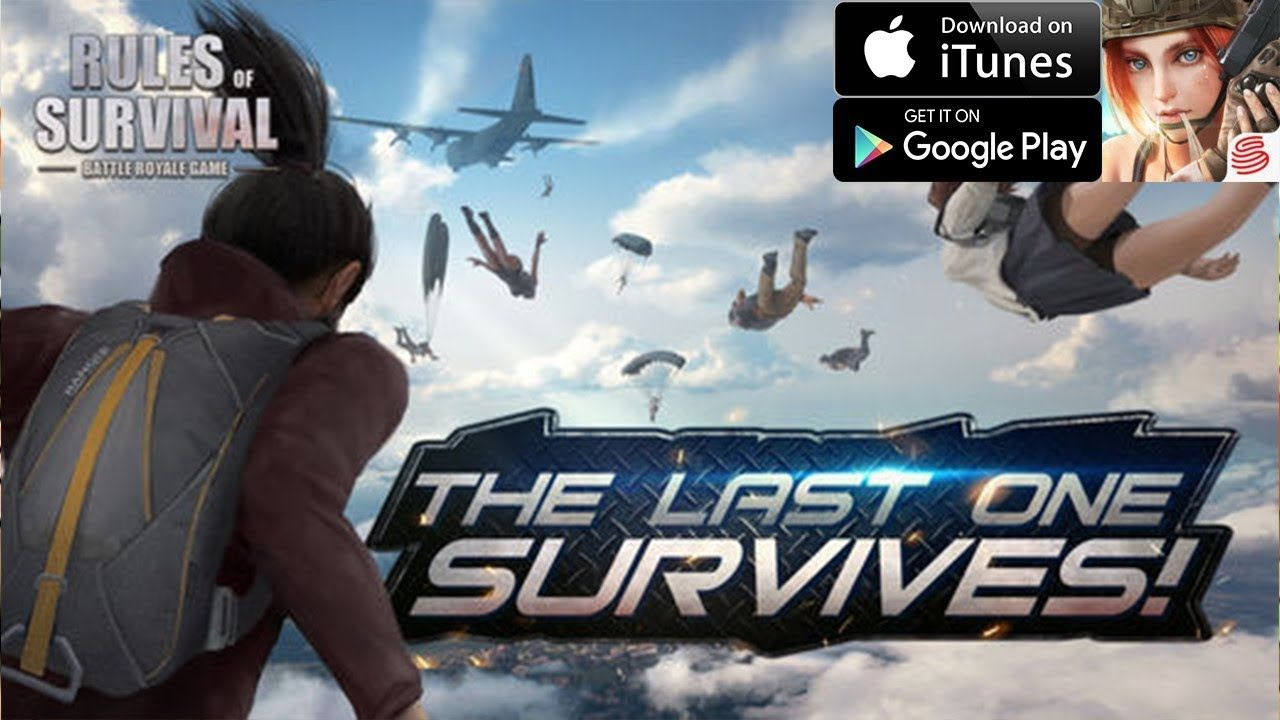 rules of survival script by litcc