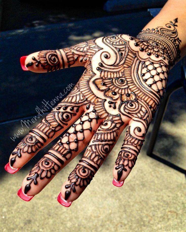 Mehndi Designs Traditional Henna Body Art