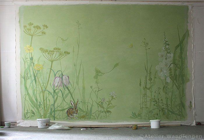 wandbespannung, atelier wandlungen berlin, Kinderzimmer, dekoration ...