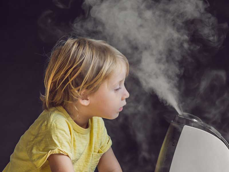 4 Must Ask Questions Before Using a Humidifier for Baby or