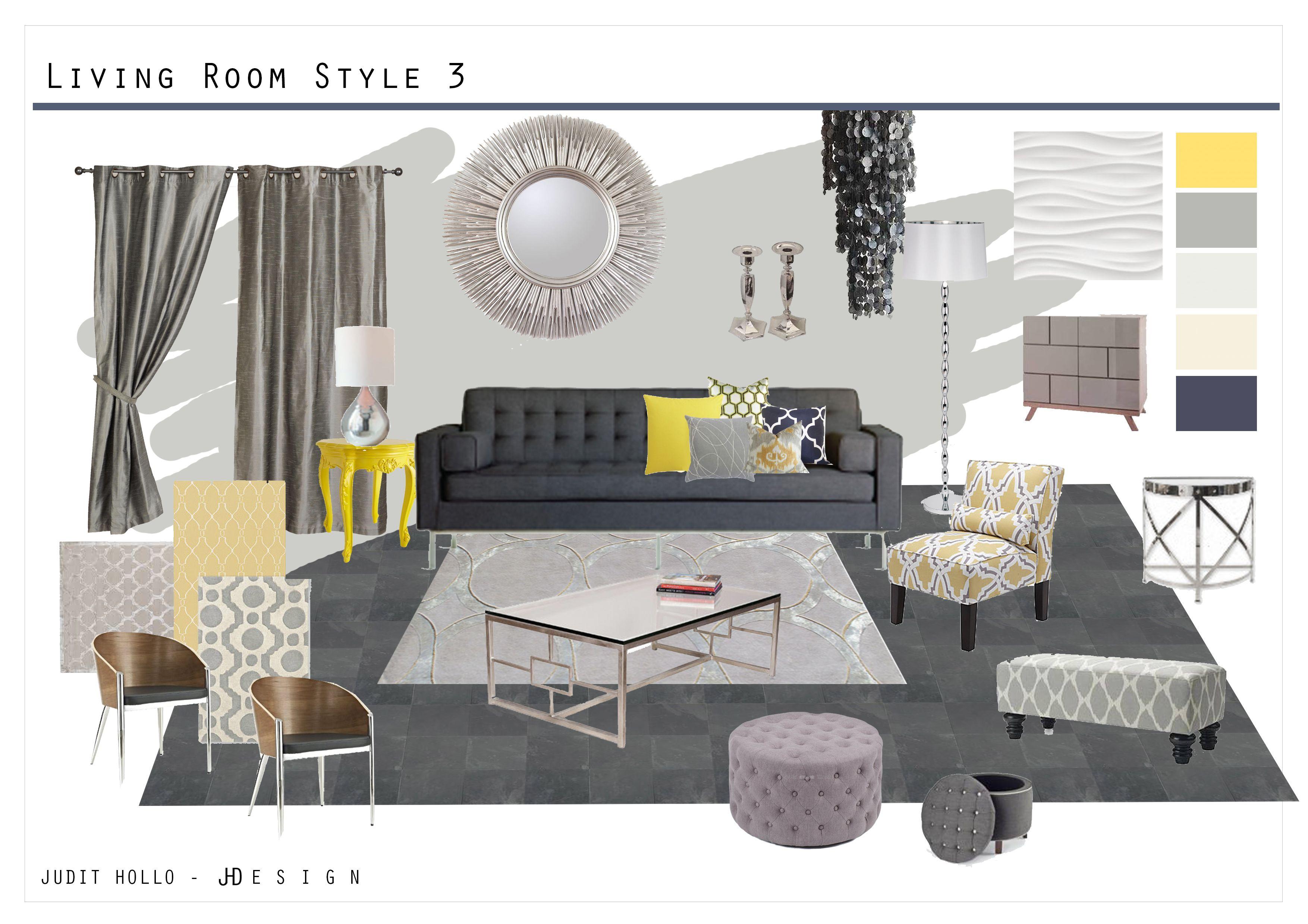 Living Room And Master Bedroom Mood Board Interior Design Boards