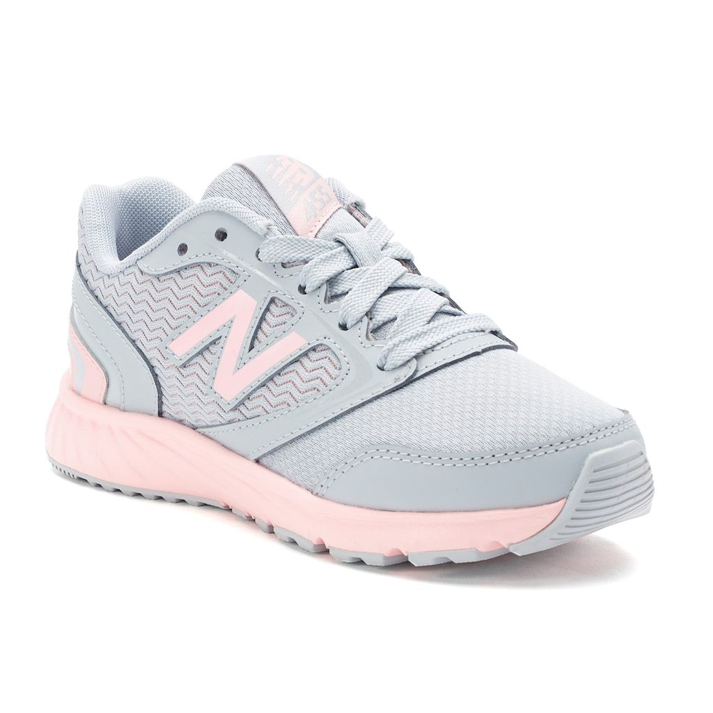 ab2d48c48d9d2 New Balance 455 v1 Girls' Lace Up Sneakers in 2019 | Products ...