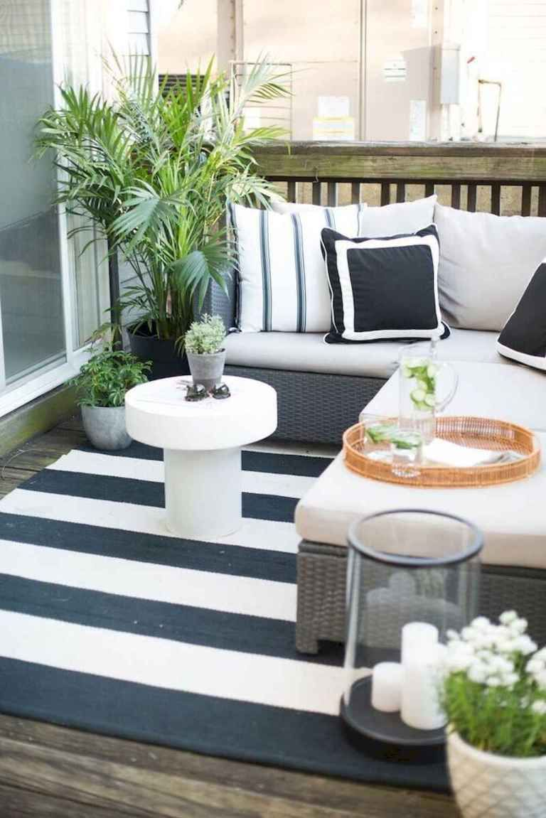 55 Small Apartment Balcony Decorating Ideas