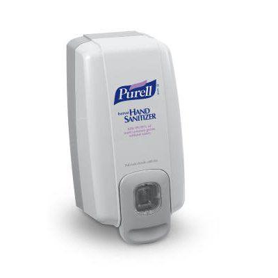 Purell Nxt Instant Hand Sanitizer Dispenser In White Gray