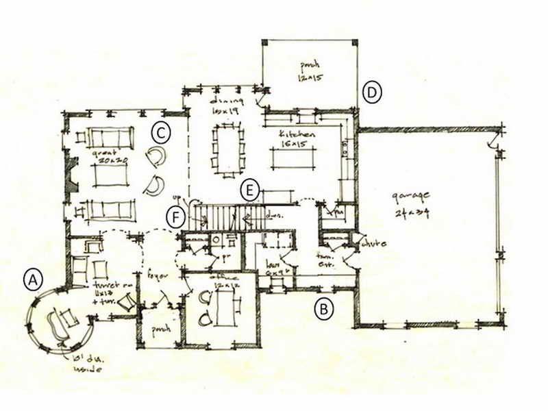 Elegant Pallet House Plans Free | Easy Fairytale House Plan