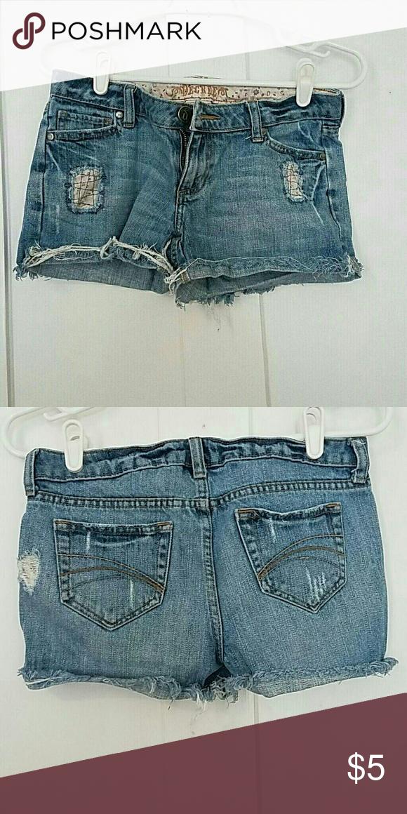 ad8b9abf7a Shorts Decree size 3 shorts light wash Shorts Jean Shorts   Trendy ...