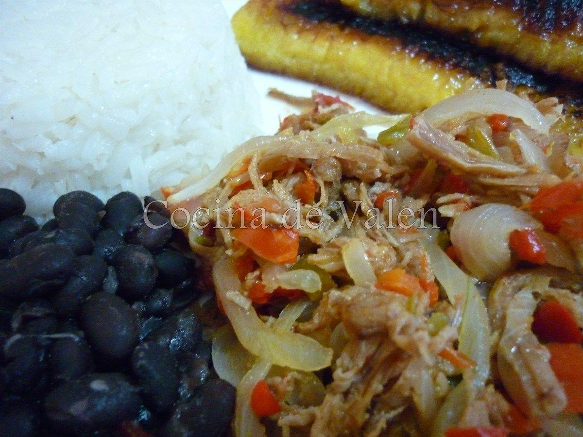 Carne Mechada Venezolana para Pabellón Criollo o rellenar unas Arepas