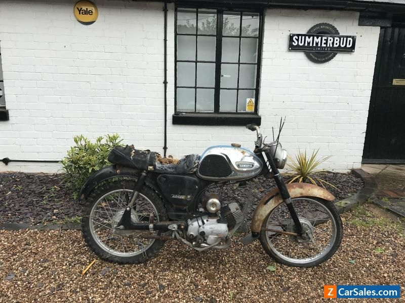 Yamaha Yg1 80 1964 Barn Find Restoration Project Spares Or Repair Classic Yamaha Polo Forsale United Barn Find Restoration Barn Finds Motorcycles For Sale