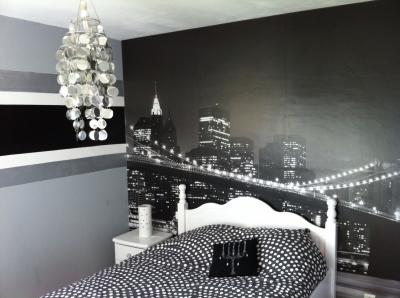 Chambre ado fille 17 ans chambre coucher design maya chambre ado new york chambre new - Deco chambre new york garcon ...