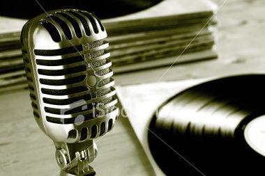 Microfono, mi gran aiiado.