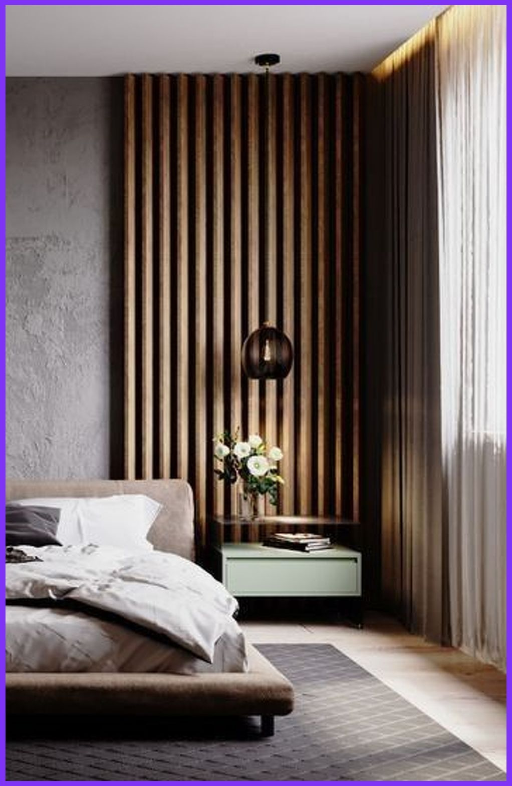 Most Popular Stunning Minimalist Modern Master Bedroom Design Best Ideas 9 Modern Minimalis Hotel Style Bedroom Bedroom Interior Luxury Bedroom Master Bedroom design modern contemporary