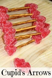 Cupid's Arrow - Geschenkidee zum Valentinstag - Cupid's Arrow ... #lastminuteweihnachtsgeschenke