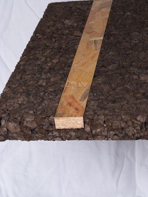 panneaux de li ge tassocork en 2019 mur li ge isolation panneau liege et isolation thermique. Black Bedroom Furniture Sets. Home Design Ideas