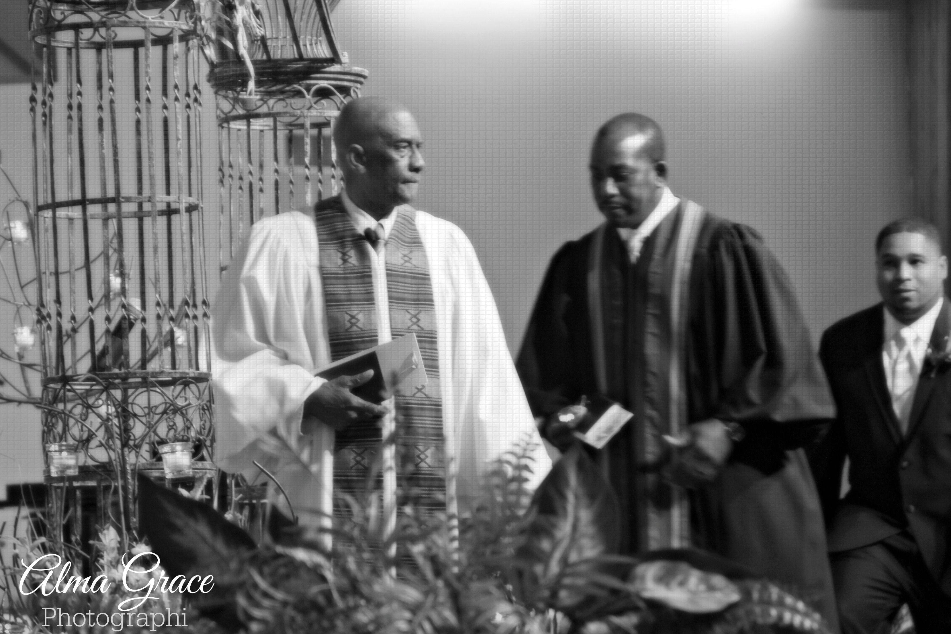 www.facebook.com/almagracephotographi  Two Pastors & a groom.