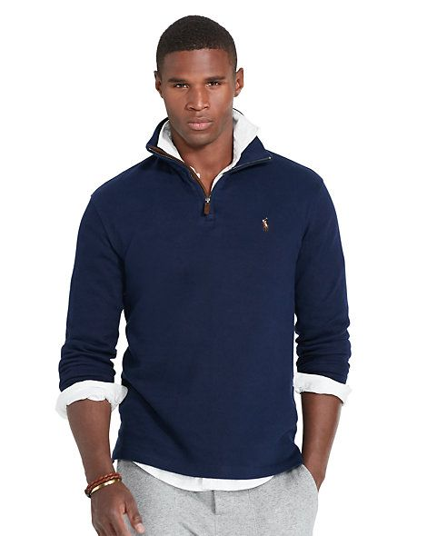 Polo Ralph Lauren - Estate-Rib Cotton Pullover Size Medium | Xmas ...