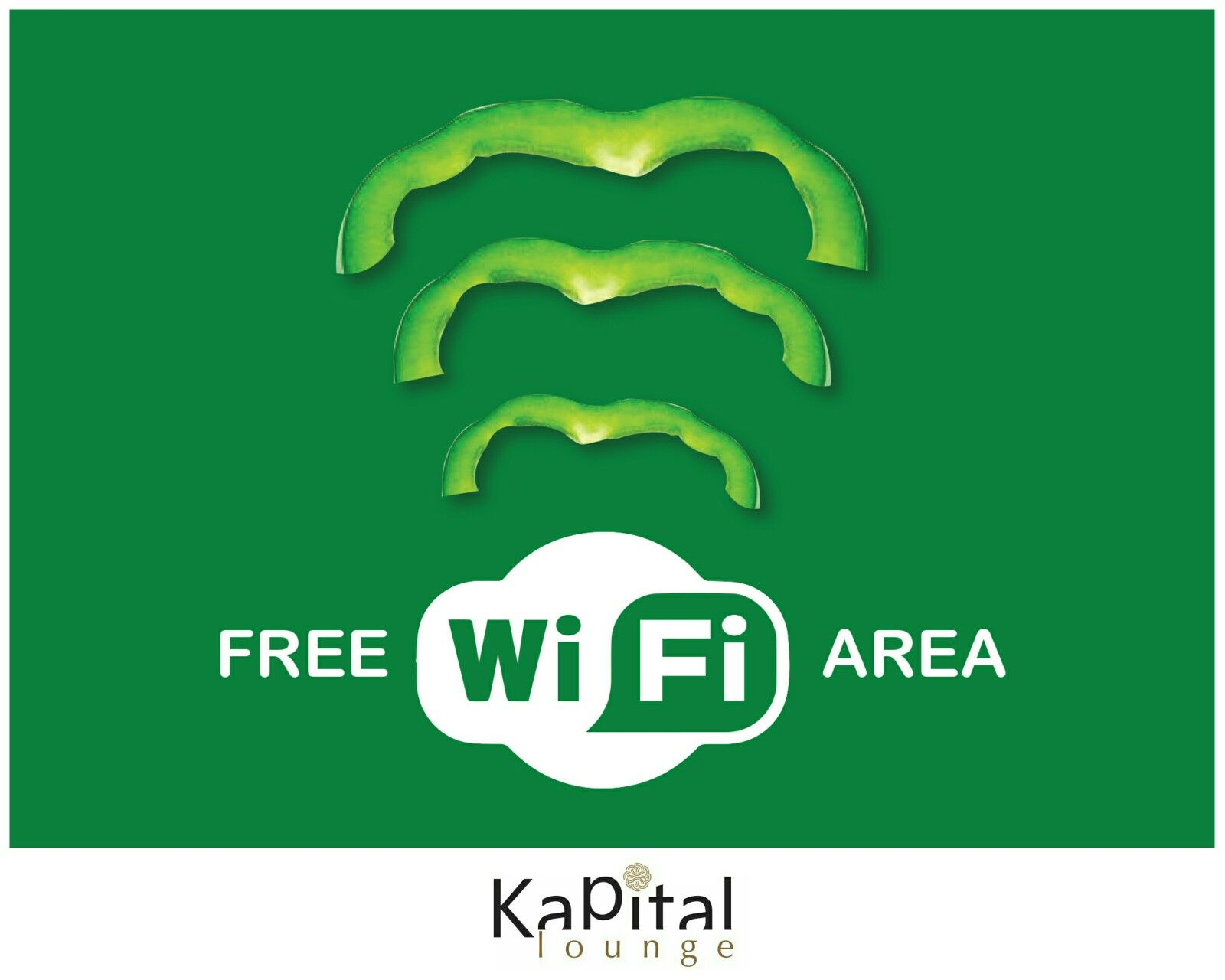 Enjoy A Snack Or Great Meal While Taking Advantage Of Free Wifi Only At Kapital
