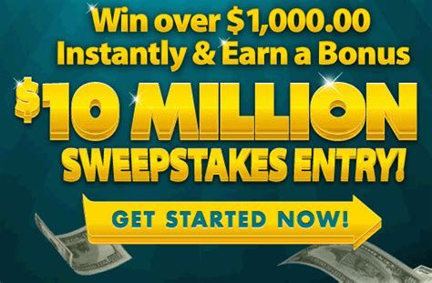 Ran online pch sweepstakes