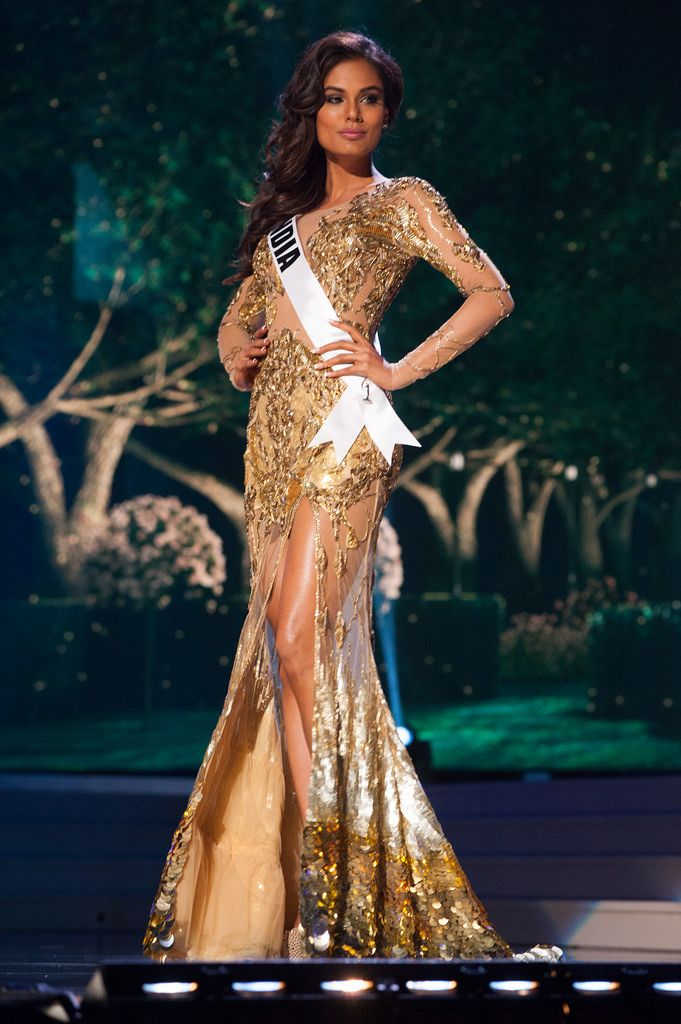 Top 10 Miss Universe Evening Gowns 2014 | Evening gowns 2014 ...