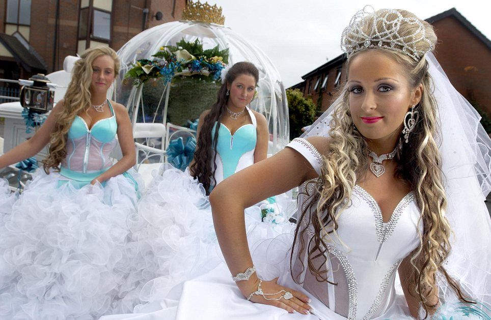 Influence Much Of The Reality Show My Fat Gypsy Wedding Was Filmed In Leby