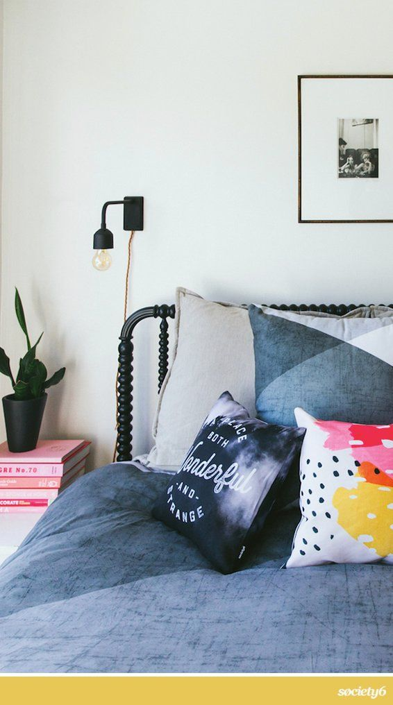 Comforters are essential for winding down and resetting. And their duvet covers are terrific… | Society6 thumbnail