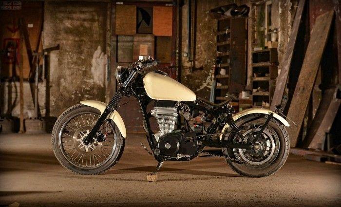 Fotos De Motos Cafe Racer Bobber Custom Y Scrambler