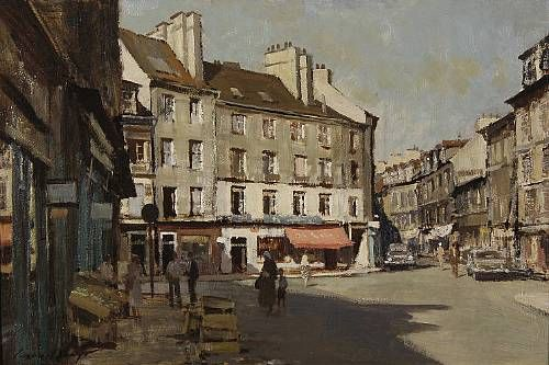 Edward Seago | France - St.Germain-en-Laye