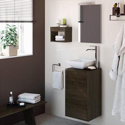 M vel com lavat rio e espelho belladona wengue leroy merlin decorar casas de banho - Numeros para casas leroy merlin ...