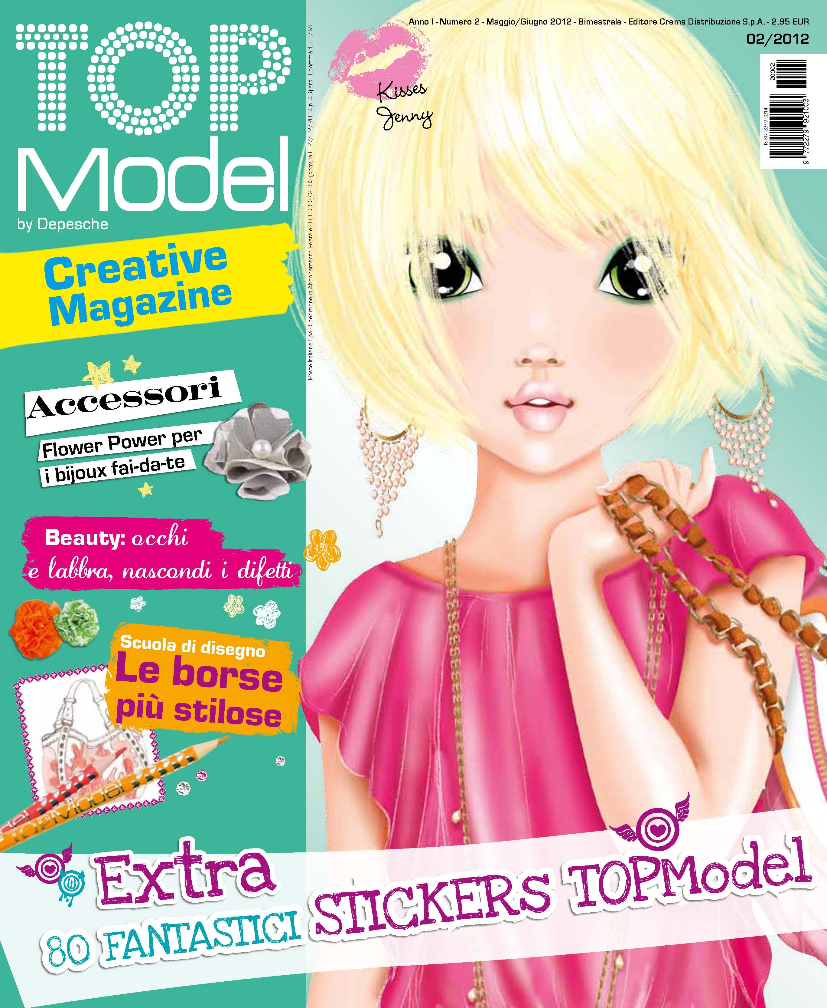 TOPModel Creative Magazine 2