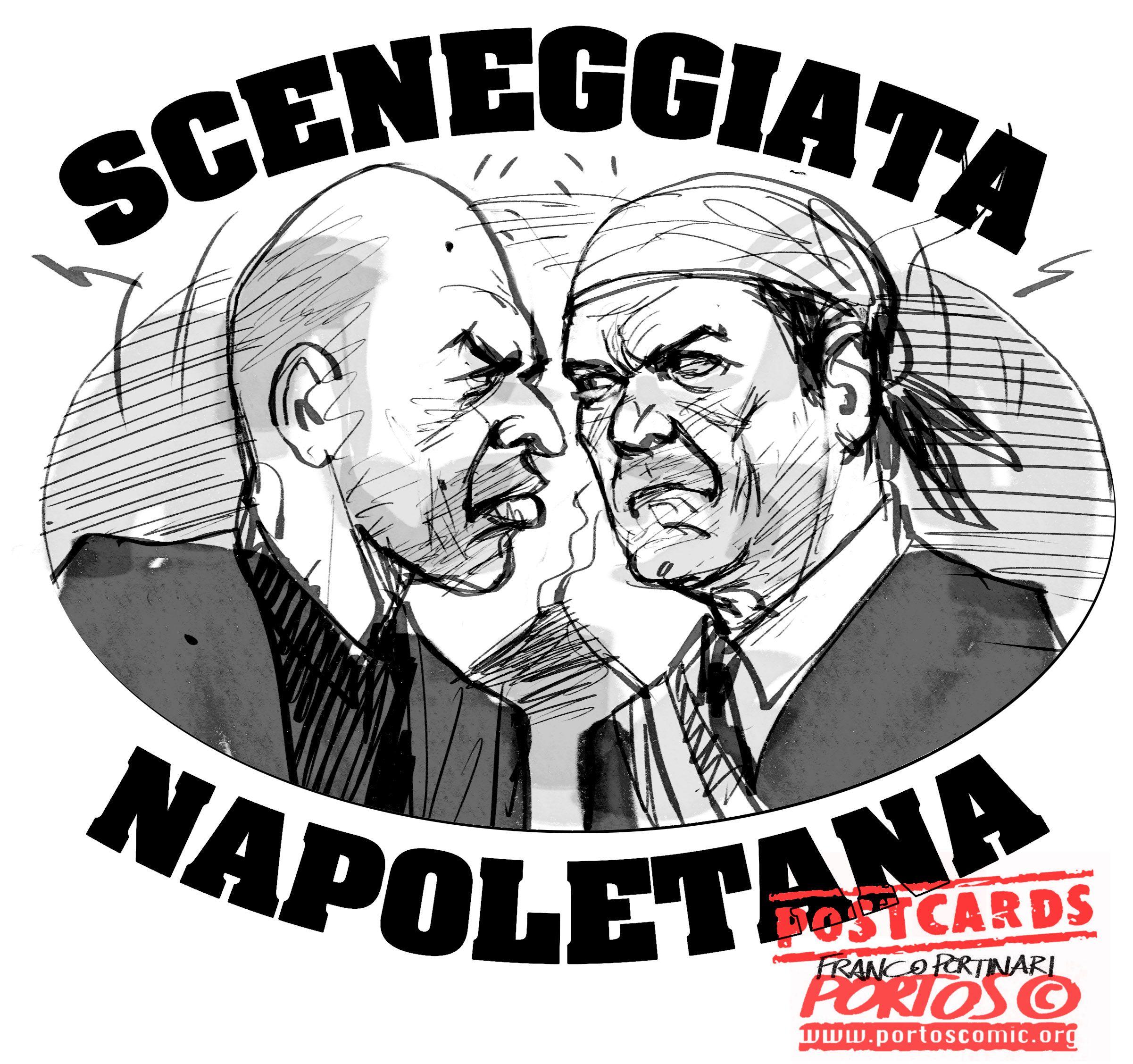 www.portoscomic.org | Vignette e caricature made in Italy. Riproduzione vietata senza autorizzazione. Copyright PORTOSCOMIC.ORG