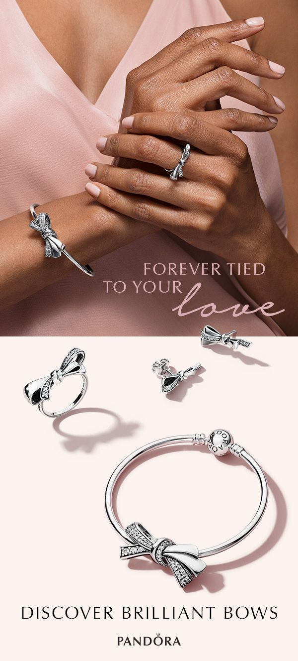 9eef77b47 Add a sophisticated and feminine touch to your look with our sterling silver  bow designs.