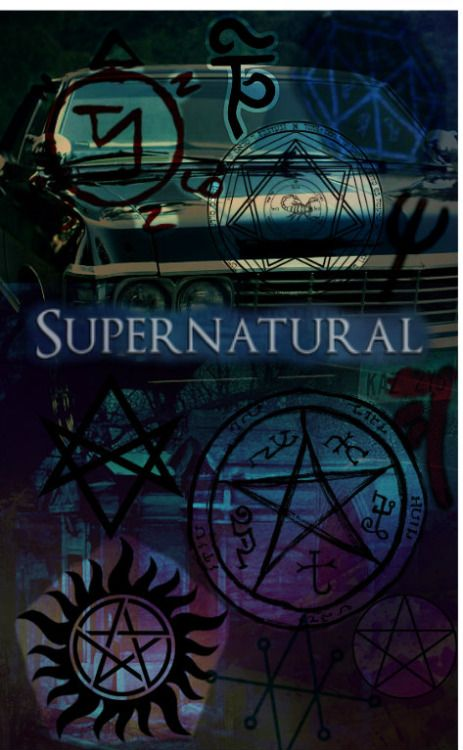 Supernatural Phone Wallpaper Favorite Pics
