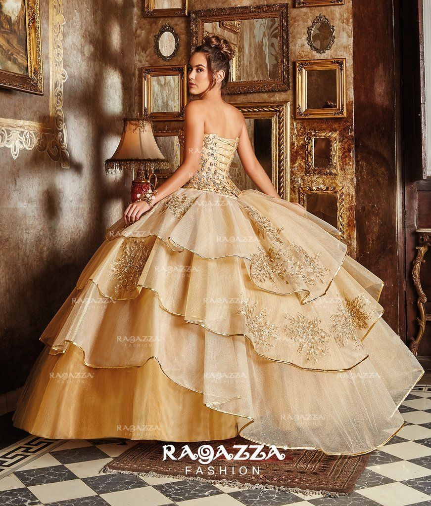 Ragazza Collection B84 384 Vestidos De Quinceañera 15