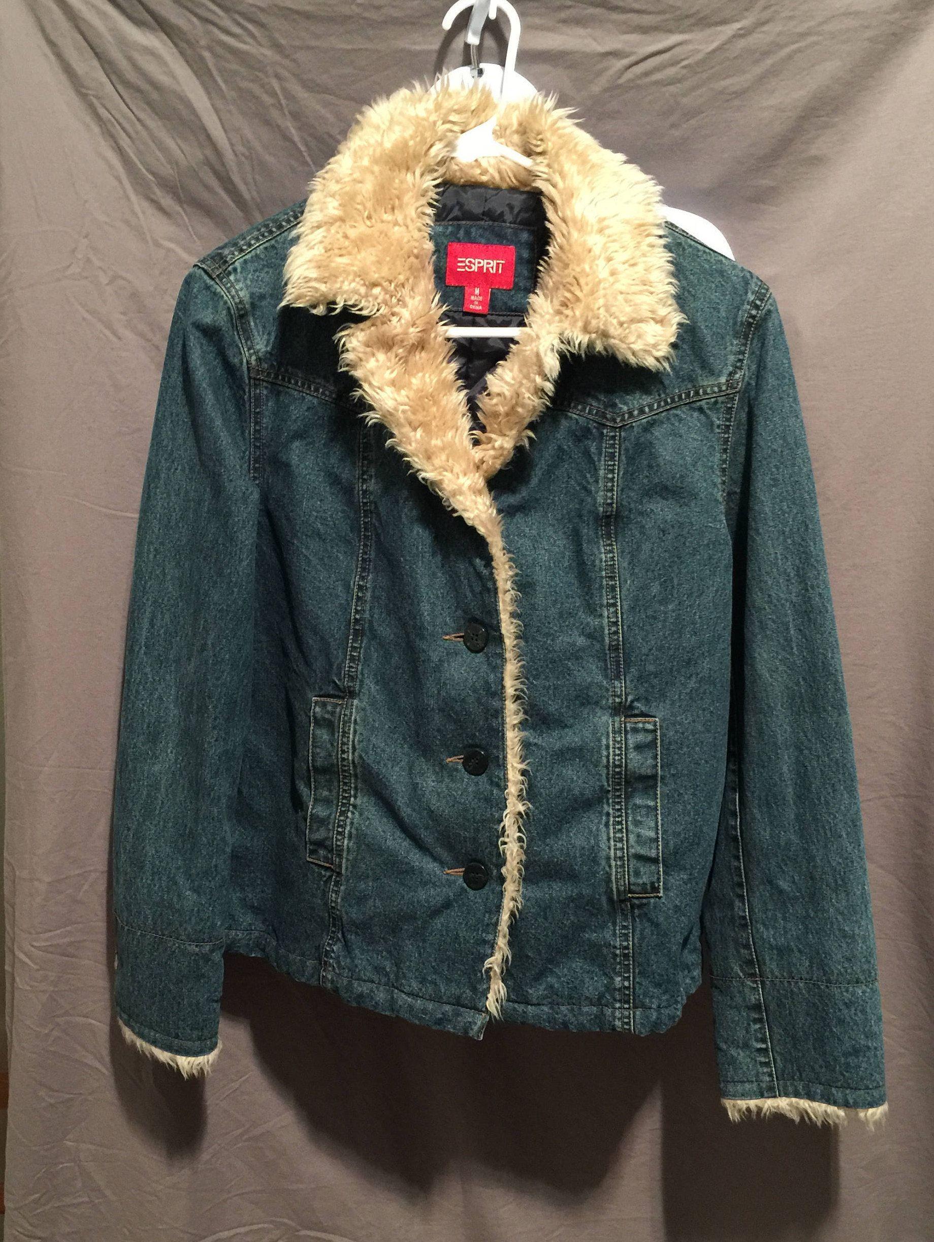 Vintage Clothing Woman S Jacket Denim Jacket 90s Etsy Vintage Clothes Women Vintage Outfits Jackets For Women [ 2446 x 1839 Pixel ]