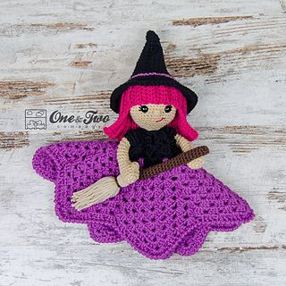 Willow the witch security blanket