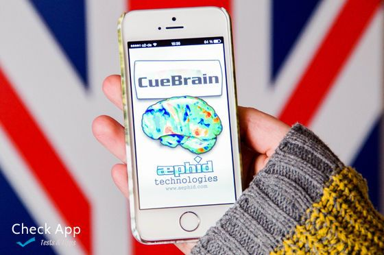 Germans are learning English Using CueBrain