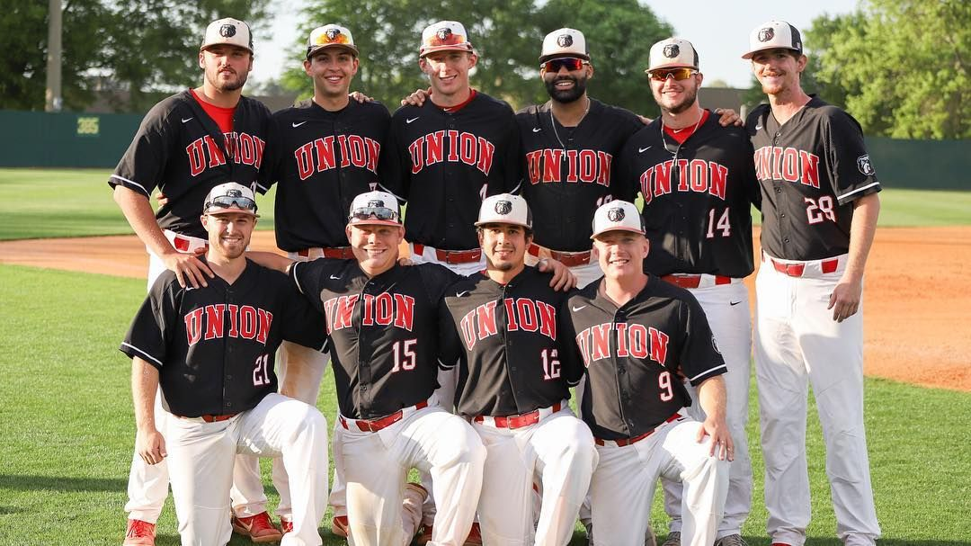 Final Game Of The Year For Baseball Union University College Baseball Athlete