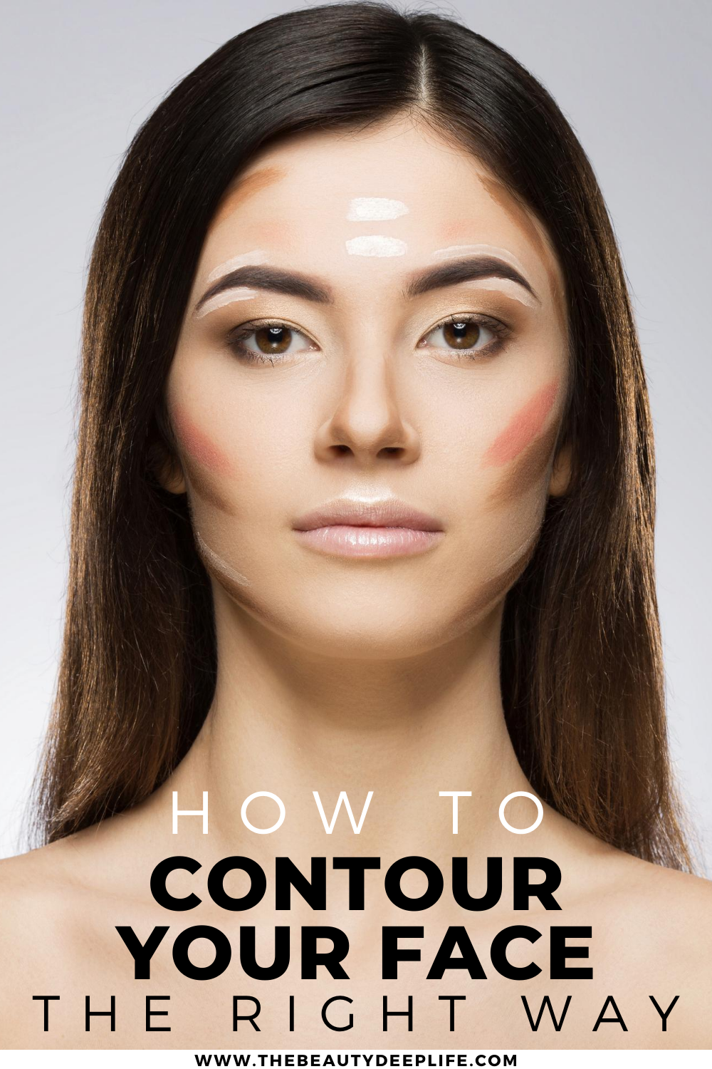 How To Contour Your Face The Right Way in 11  How to contour