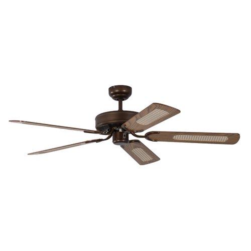 George Oliver 132cm Shayla 5 Blade Ceiling Fan Ceiling Fan Ceiling Fan With Remote Ceiling
