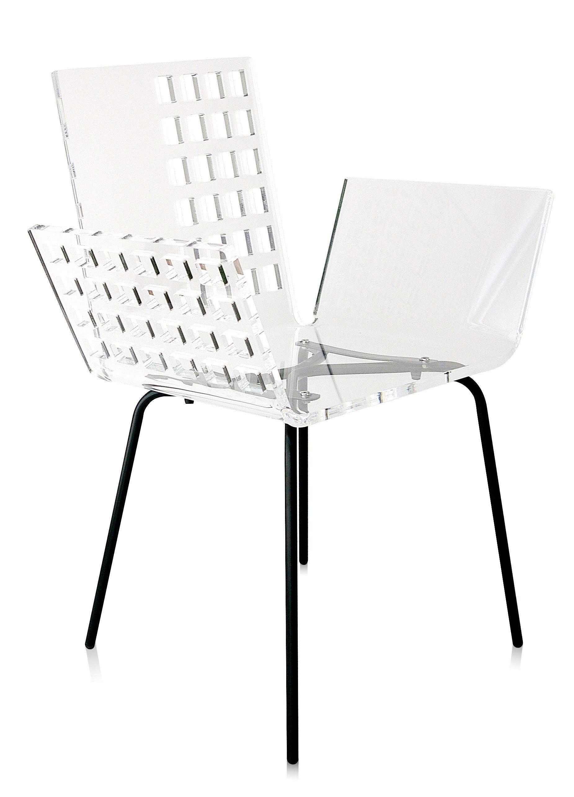 Mobilier Design Personnalis Meubles Plexiglas Chaises Personnalises Chaise Transparente