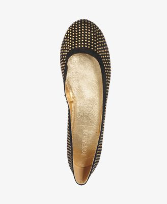Studded Ballet Flats