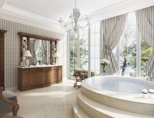 Idee Originali Per Il Bagno : Idee originali e curiose per rendere la stanza da bagno