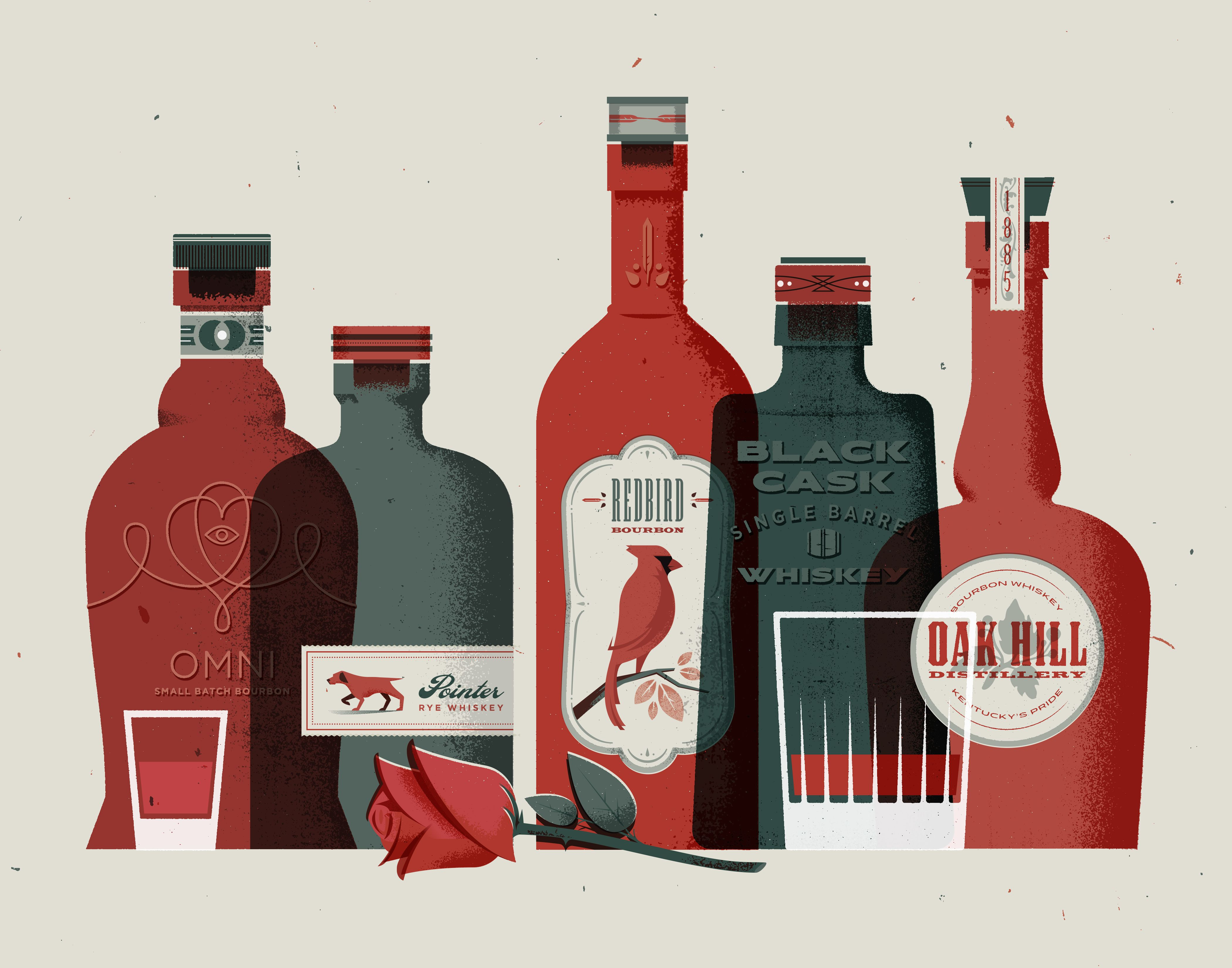 Check Out This Behance Project Liquor Https Www Behance Net Gallery 14295681 Liquor Bottle Liquor Liquor Bottles
