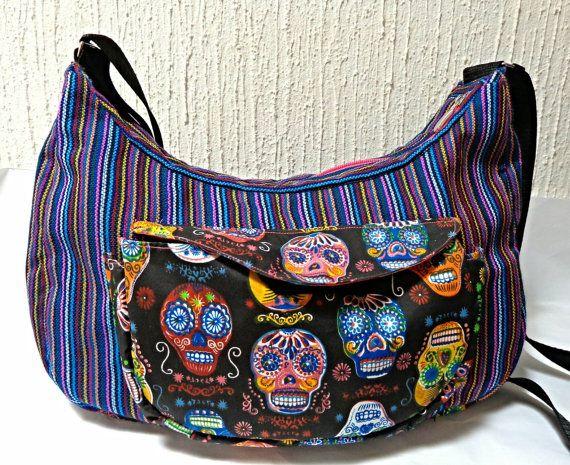 Contemporary Bag Mexican folk