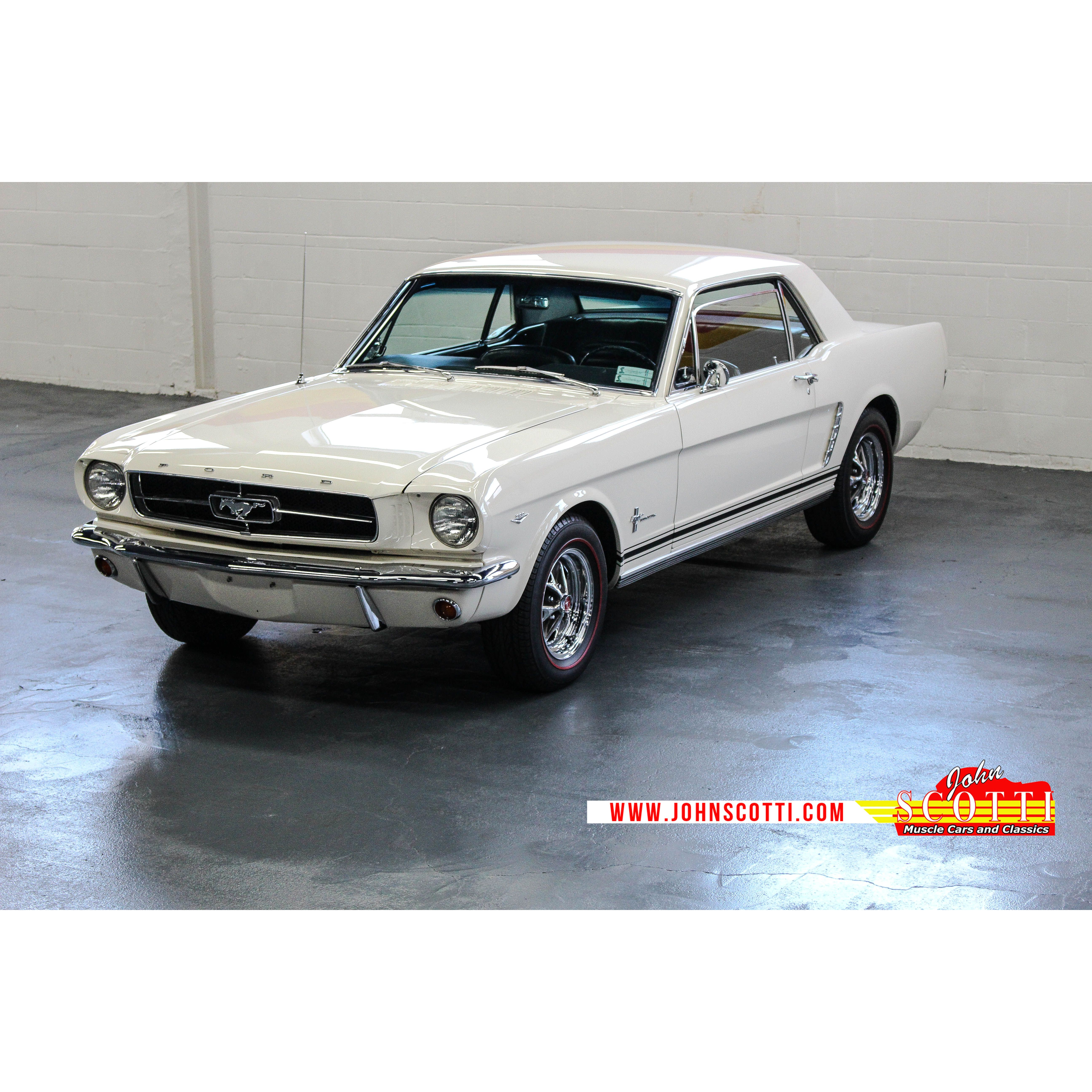 1965 Ford Mustang http://www.johnscotti.com/en/used/1965-ford ...
