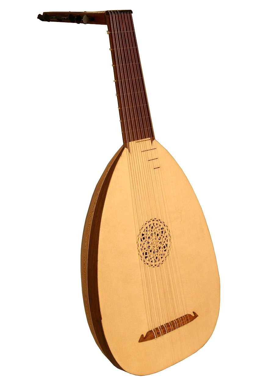 Playing the Renaissance Lute | Learn to Play Lute | Daly ...