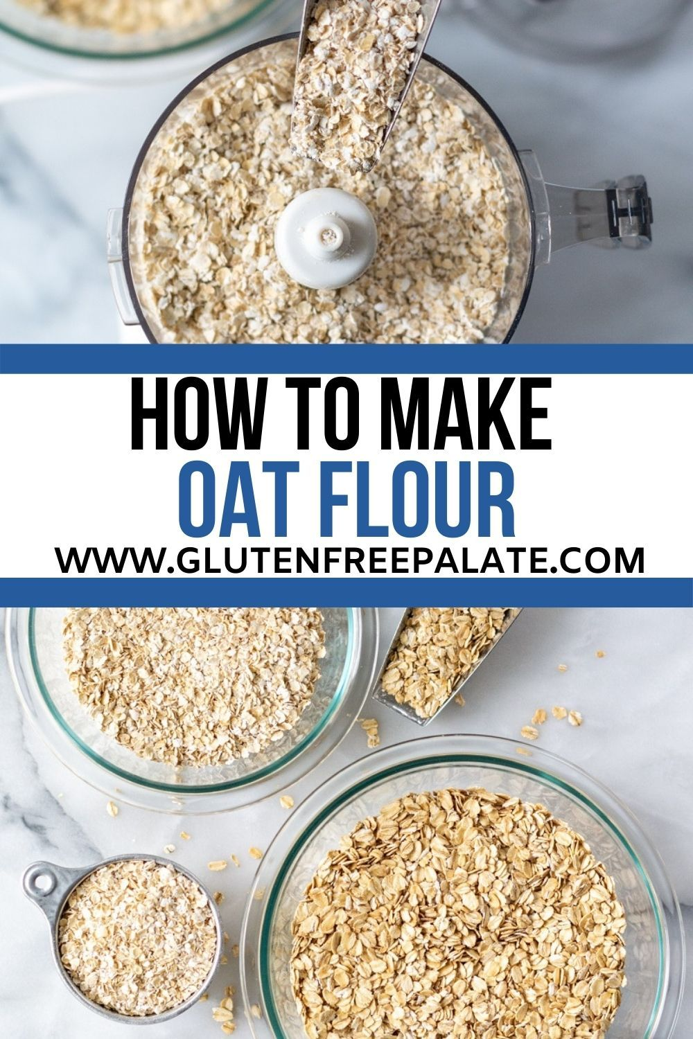 How To Make Oat Flour Gluten Free Recipes Easy Easy Gluten Free Desserts How To Make Oats