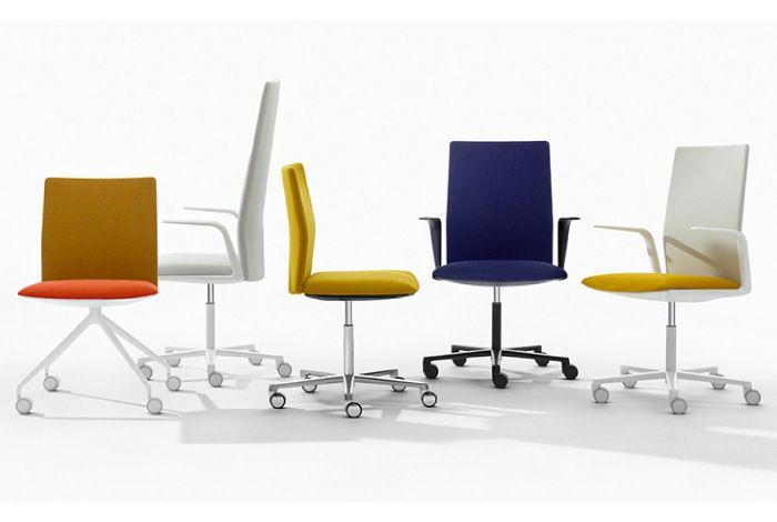 Sedie Dirigenziali Per Ufficio.Sedie Da Ufficio Di Design Per Coniugare Estetica E