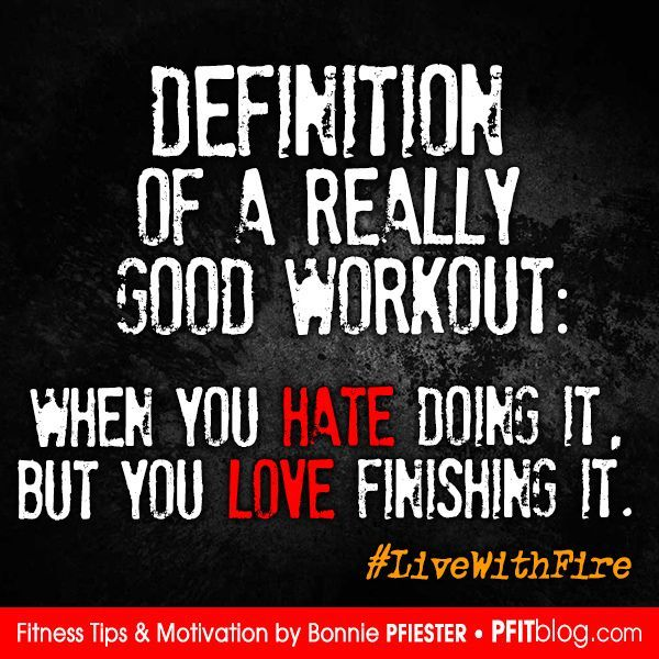 Putting your best into the workout is always hard. It's supposed to be hard. #finishers #yourchoice #dontquit