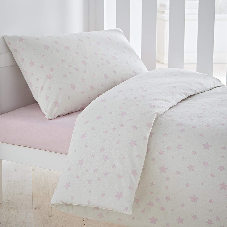 Toddler Bed Bedding Federbetten Bettwasche Und Rosa Bett